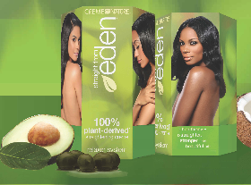 Eden Relaxer Systems FREE Creme of Nature Straight From Eden Relaxer System
