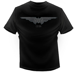 Limited Edition Warhawk Commemorative t shirt FREE Warhawk Commemorative T Shirt