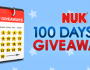 NukUSA 100 Days Of Giveaways