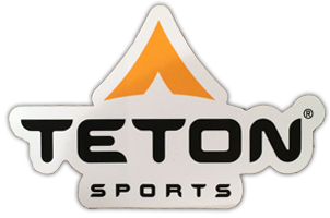 TETON Sports Sticker FREE TETON Sports Sticker