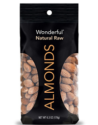 Wonderful Almonds FREE Wonderful Almonds Sweepstakes Giveaway