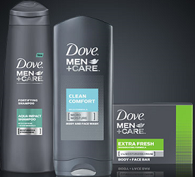Dove Men Care New Dove Men+Care March Madness Instant Win Game and Sweepstakes