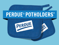 Potholders FREE Perdue Kitchen Kit (NEW Offer)