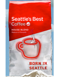 Seattles Best House Blend Ground Coffee FREE Seattle's Best House Blend Ground Coffee Sample