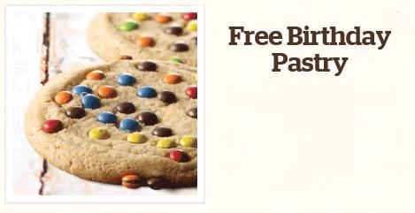 panera birthday FREE Pastry or Sweet at Panera For Your Birthday   Hunt4Freebies panera birthday