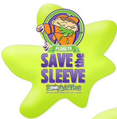 Boogie Buddy and Save the Sleeve Kit FREE Boogie Buddy and Save the Sleeve Kit Giveaway
