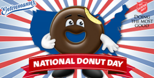 Entenmanns National Donut Day 300x153 FREE Entenmann's National Donut Day Giveaway