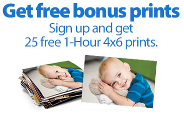 FREE 1-Hour 46 Prints at Walmart