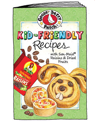 Gooseberry Patch Kid Friendly Recipes FREE Gooseberry Patch Kid Friendly Recipes Booklet