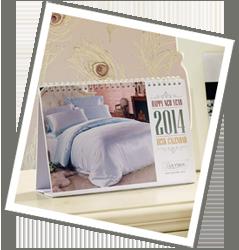 Lilysilk Calendar FREE Lilysilk Calendar and Silk Swatch