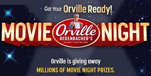 Orville Redenbachers Movie Night