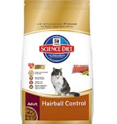Science Diet Hairball Control Cat Food