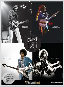 Gibson Guitar Poster