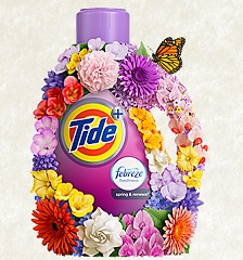 Tide Plus Febreze Freshness