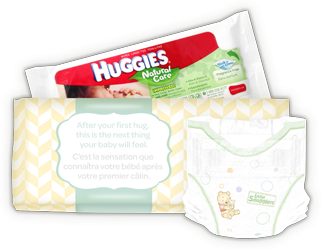 Huggies Little Snugglers Diapers and the gentle clean of Huggies Natural Care Wipes FREE Huggies Little Snugglers Diapers & Wipes Sample Packs