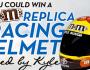 MMS Nascar Racing Helmet