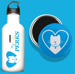 Purina-Water-Bottle-and-Magnet
