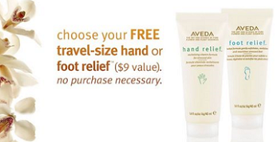 FREE Travel-Size Hand or Foot.