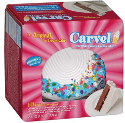 Carvel Ice Cream Cakes On Sale