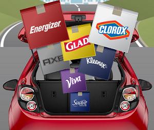 Clorox Energizer Unilever Kimberly Clark Clorox, Energizer, Unilever, Kimberly Clark Instant Win Game & Sweepstakes