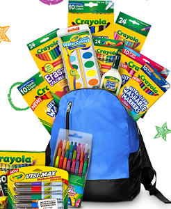 Crayola Prize Pack Crayola Prize Pack Giveaway Sweepstakes
