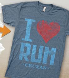 Cruzan Rum T Shirt FREE Cruzan Rum T Shirt (Updated)