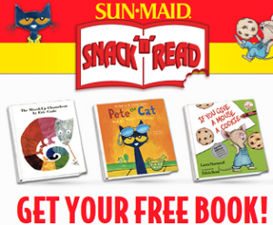 FREE Kids Book from Sun-Maid