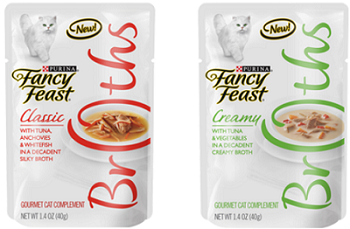 Fancy Feast Broths Cat Food