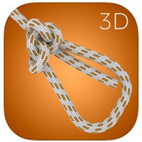 How to Tie Knots 3D 34 FREE Apps For iPhone, iPod Touch and iPad