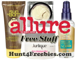 Allure Freebies HOT Allure Freebies for August 22nd