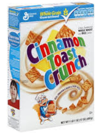 Cinnamon Toast Crunch FREE Cinnamon Toast Crunch Sample