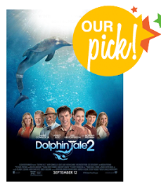 Dolphin Tale 2 FREE Dolphin Tale 2 Homeschool Day 2014 Stickers