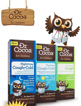 Dr Cocoa for Children FREE Full Size of Dr. Cocoa for Children Sample Giveaway