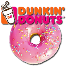 Dunkin Donuts11 Dunkin' Donuts Prizes Summer Sweepstakes Instant Win Game (Over 50,000 Prizes)