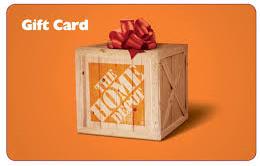 Home Depot Gift Card Home Depot Gift Card Giveaway