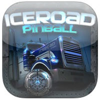 Ice Road Pinball 30 FREE Apps For iPhone, iPod Touch and iPad