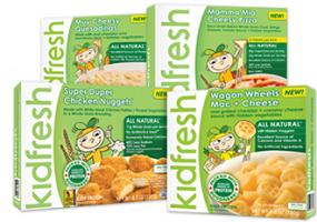 Kidfresh Frozen Kids Meals Possible FREE Kidfresh Frozen Kids Meals