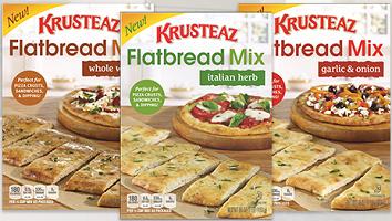 Krusteaz 10 Minute Flatbread Possible FREE Krusteaz 10 Minute Flatbread House Party
