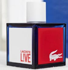 Lacoste LiVE Fragrance FREE Lacoste L!VE Fragrance Sample