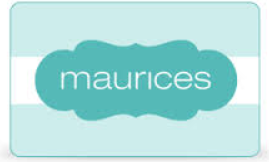 Maurices Gift Card FREE Maurices Gift Card Giveaway