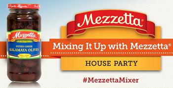 Mezzetta House Party FREE Mixing It Up with Mezzetta House Party (Apply)