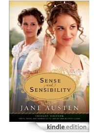Sense and Sensibility 58 FREE Kindle eBook Downloads