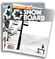 Snowboard Magazine FREE Subscription To Snowboard Magazine