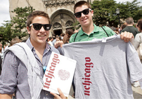 UChicago T Shirts FREE UChicago T Shirts for High School Seniors