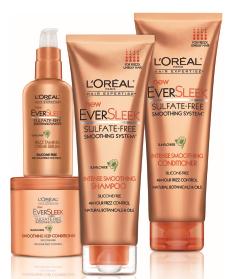 loreal eversleek FREE LOreal Daily Prizes Giveaway