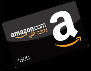500 Amazon Gift $500 Amazon Gift Card Giveaway