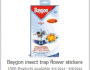 Baygon-Insect-Trap-Flower-Stickers