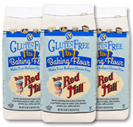 Bobs Red Mill Gluten Free 1 to 1 Baking Flour Possible FREE Bob's Red Mill Gluten Free 1 to 1 Baking Flour