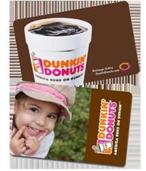 FREE $5 Dunkin' Donuts Gift Card - Hunt4Freebies
