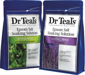 Dr Teals Epsom Salt Product Possible FREE Dr. Teal's Epsom Salt Product
